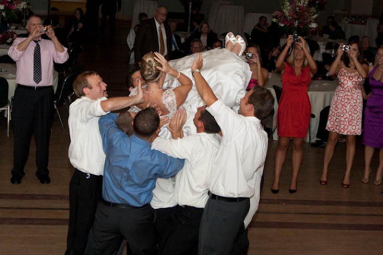 Circuit Center & Ballroom Wedding DJ