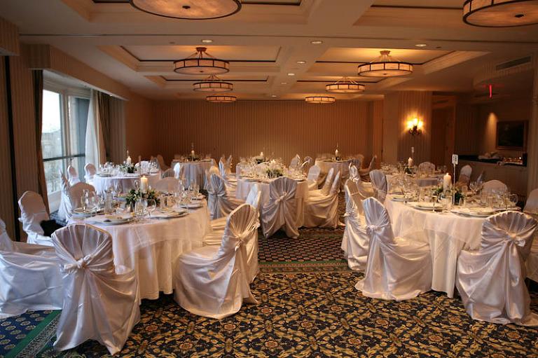 Renaissance hotel wedding