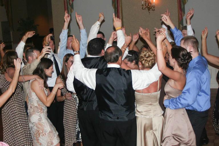 Greensburg Country Club Wedding Dj