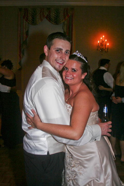 Greensburg Country Club Wedding Dj