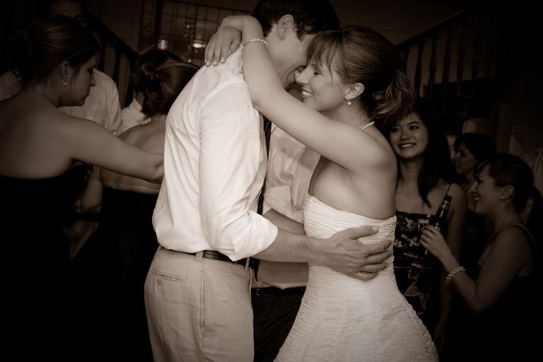 Pittsburgh Center for the Arts Wedding DJ Dance