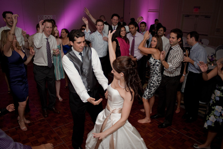 Pasricha Newlywed DJ at Hilton Garden Inn