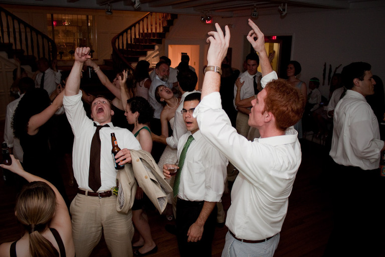 Wedding DJ Pittsburgh Center For The Arts