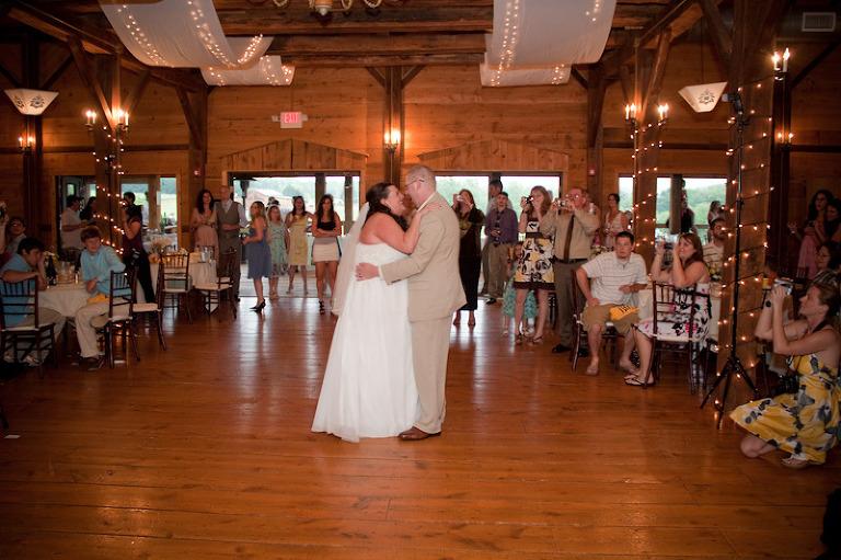 Lingrow Farm Wedding Reception DJ