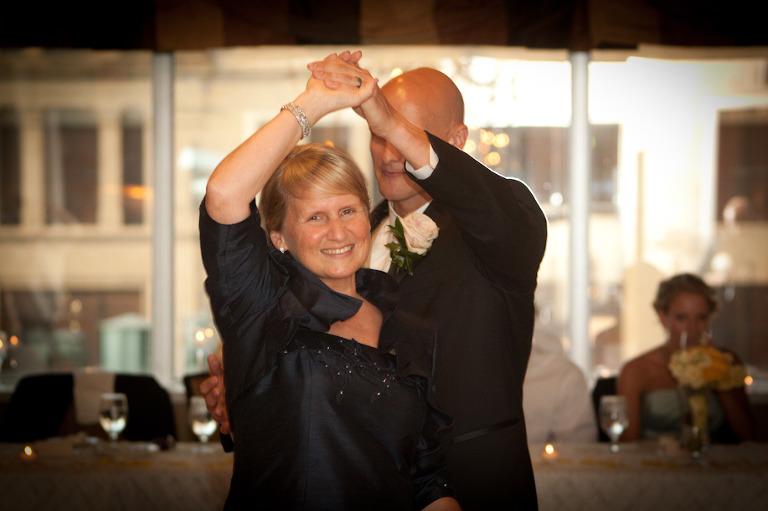Mother Son Dance, Pittsburgh Wedding DJ