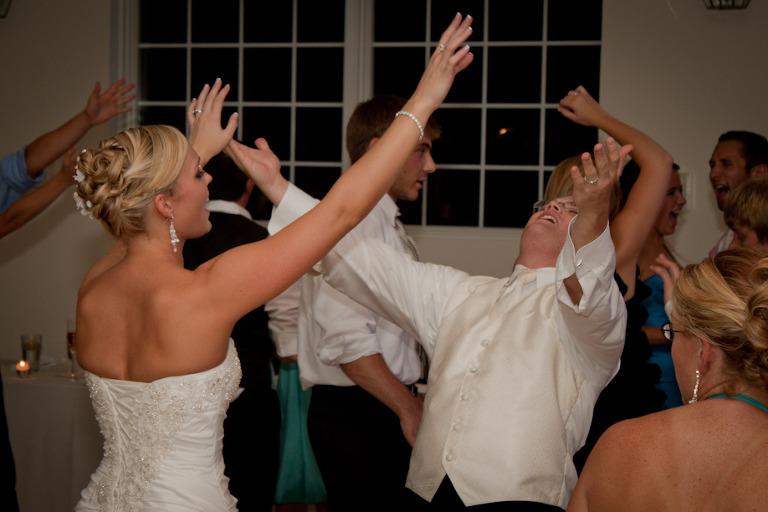 Pittsburgh Wedding DJ 2010