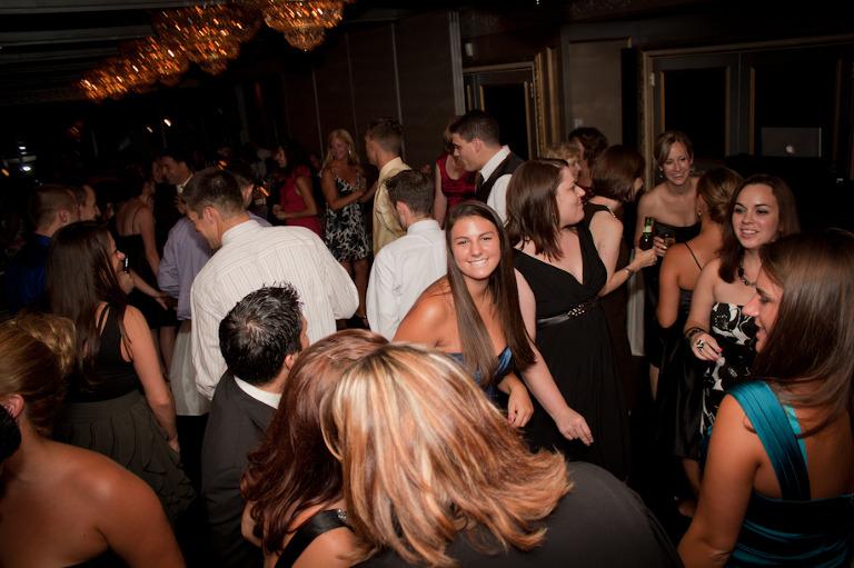Pittsburgh 2010 DJ Wedding Italian