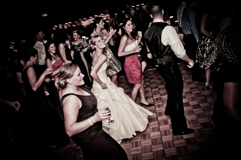 Pittsburgh DJ Wedding Reception