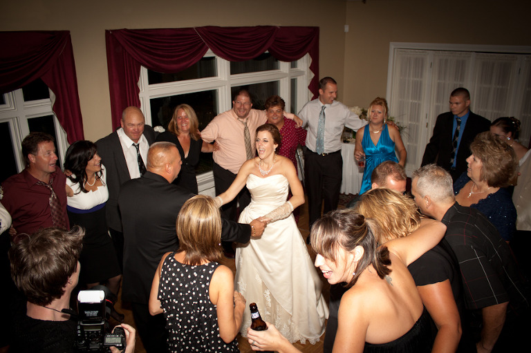 Pittsburgh DJ Wedding