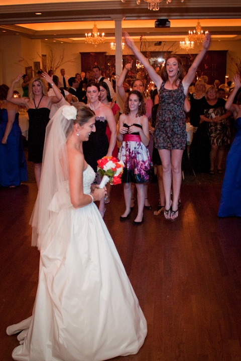 Pittsburgh Bouquet Toss-8