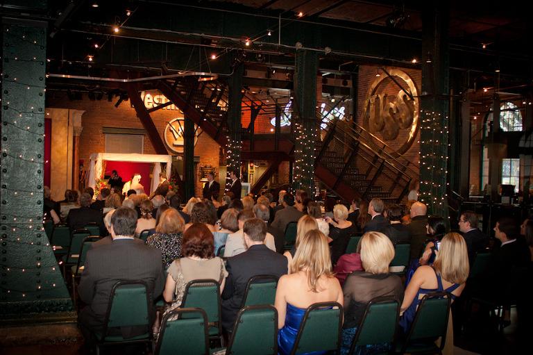 Hienz History Center Wedding