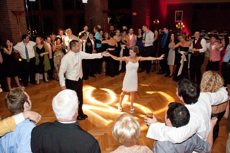 Pittsburgh Wedding Edgewood DJ