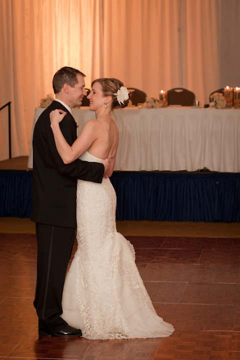 Pittsburgh Wedding First Dance