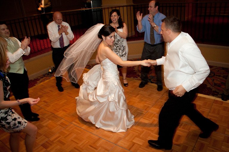Pittsburgh Wedding DJ Embassy Suites