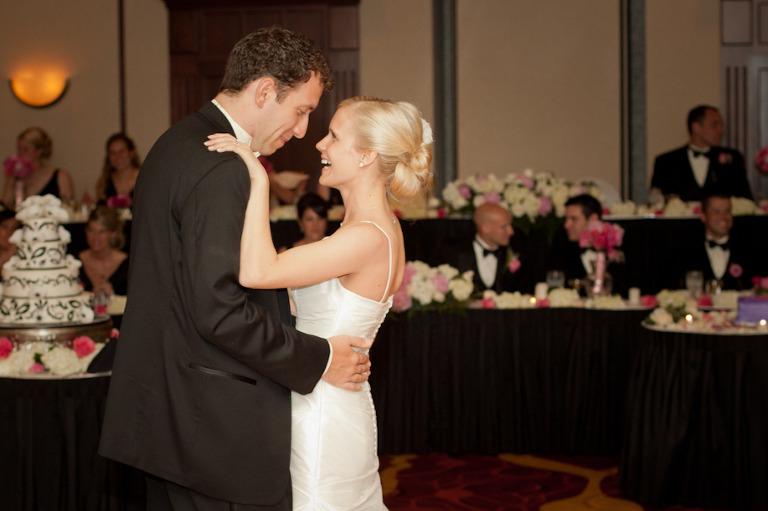 Pittsburgh Wedding DJ First Dance