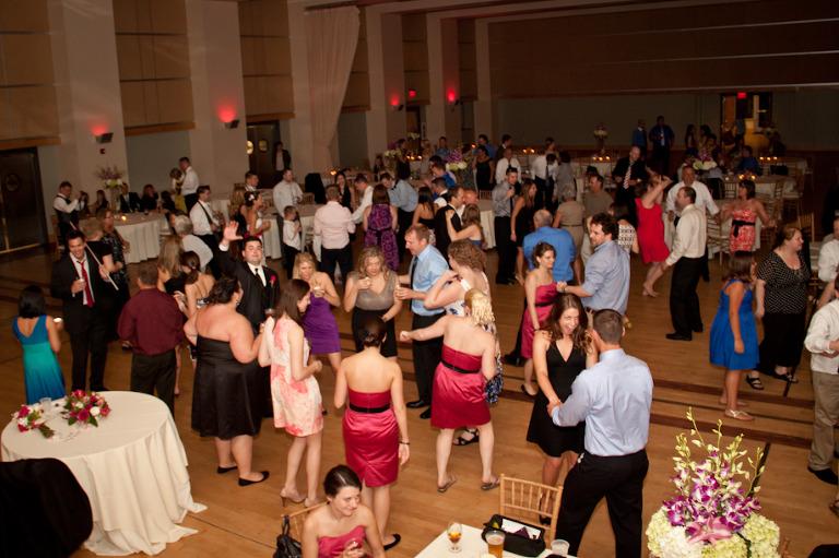 Circuit Center Dancing