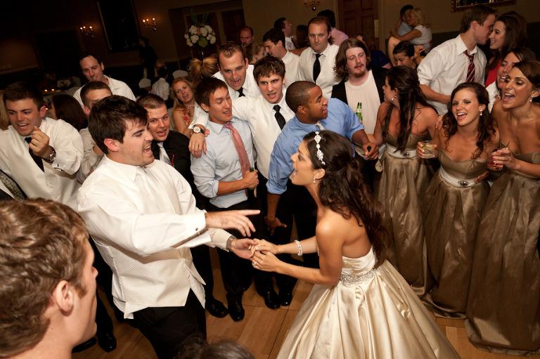 Konert Yeager Wedding DJ