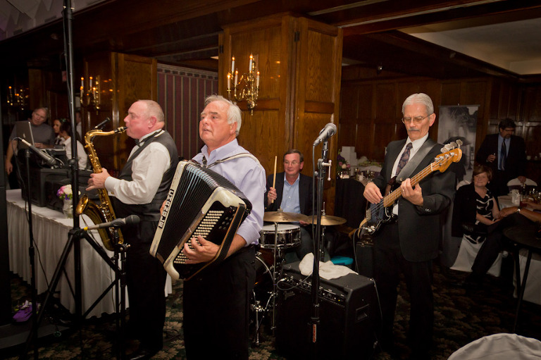 Pittsburgh Wedding Polka band