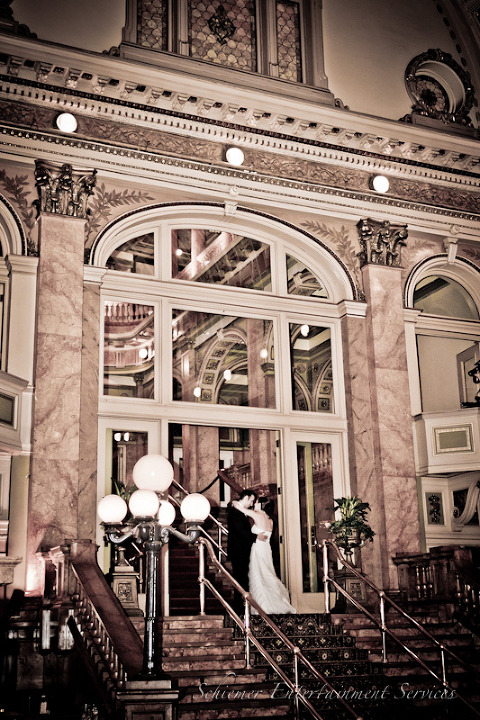 Grand Concourse Wedding Pittsburgh