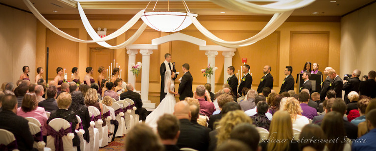 Embassy Suites Ceremony
