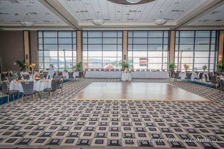 Duquesne Power Center Ballroom