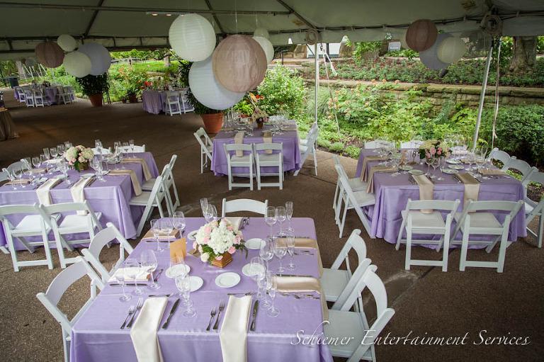 Phipps Conservatory Garden Tent