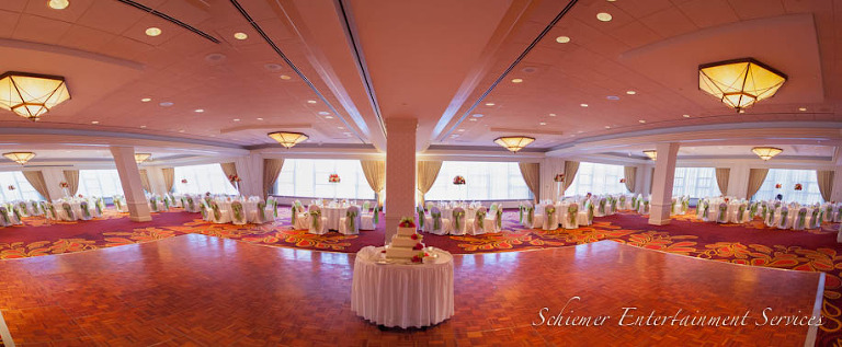 Marriott City Center Wedding