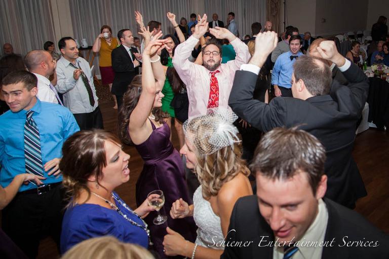 Wildwood Golf Club Pittsburgh Wedding DJ Disc Jockey Eric Schiemer Schiemer Entertainment