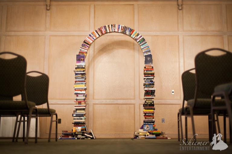 Archway of Books