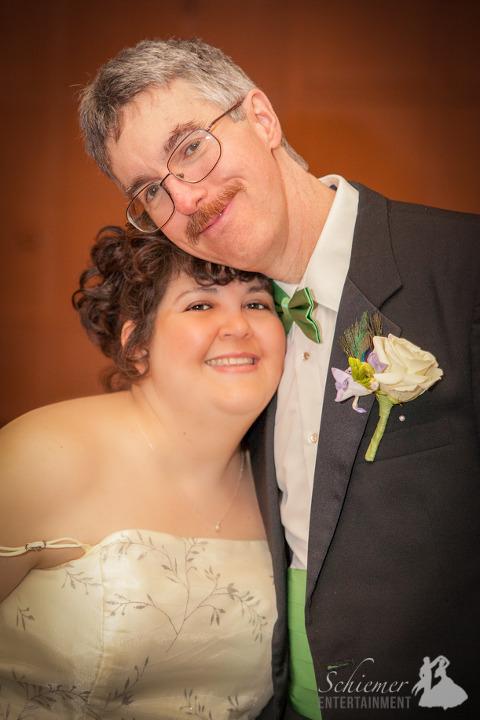 David Langan Wedding