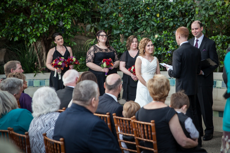 Phipps Conservatory Wedding-6