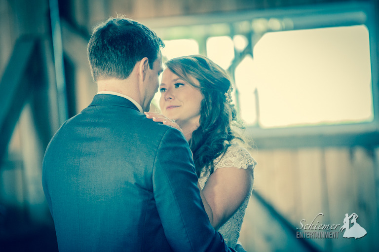Rustic Acre Farm Wedding DJ-8