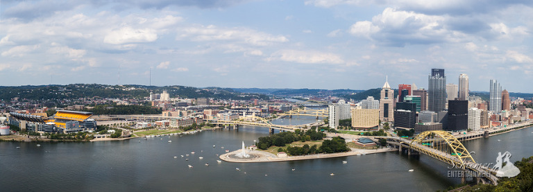Pittsburgh View Le Mont