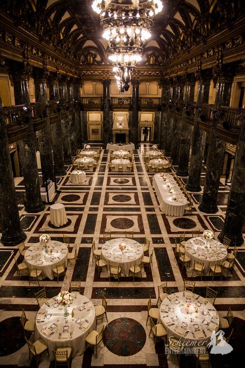 Carnegie Museum Wedding-1