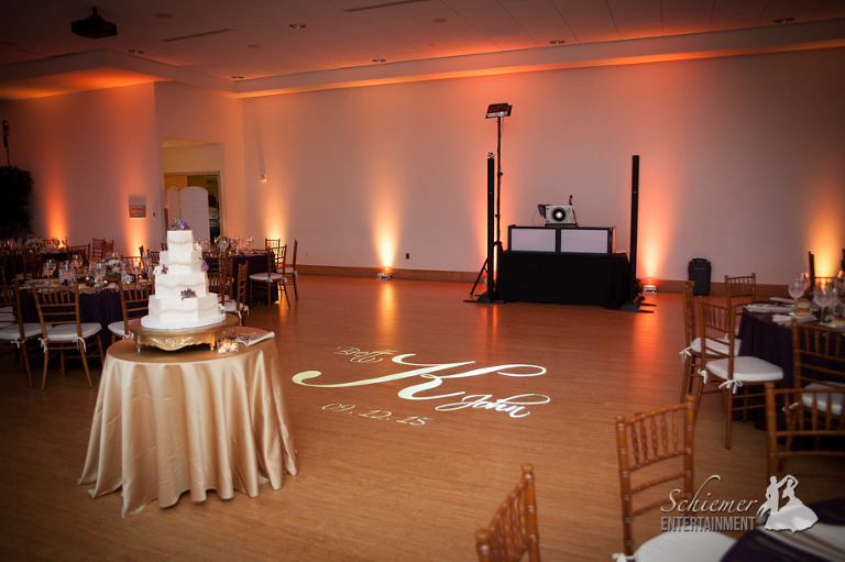 Phipps Conservatory Wedding DJ-3