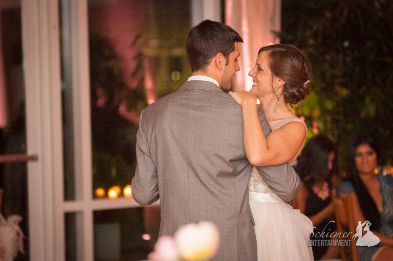 Phipps Conservatory Wedding DJ-7