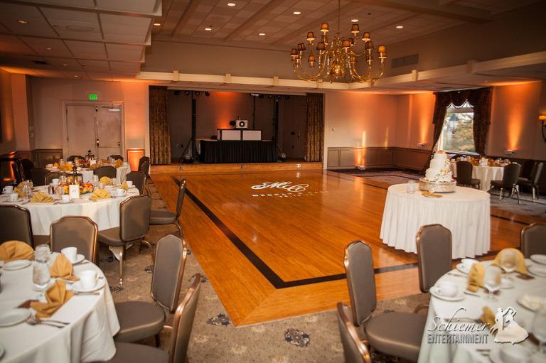 South Hill Country Club Wedding 4