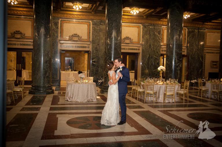 Carnegie Museum Music Hall Wedding (8 of 25)