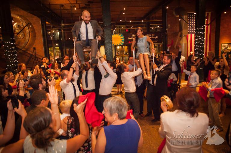 Hava Nagila Pittsburgh Jewish Wedding DJ