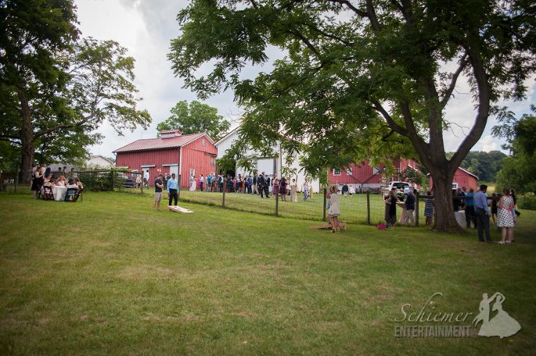 Gilfillan Farm Pittsburgh Wedding DJ (7 of 25)