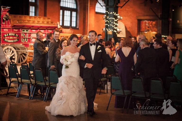 Heinz History Center Wedding Reception DJ (5 of 25)
