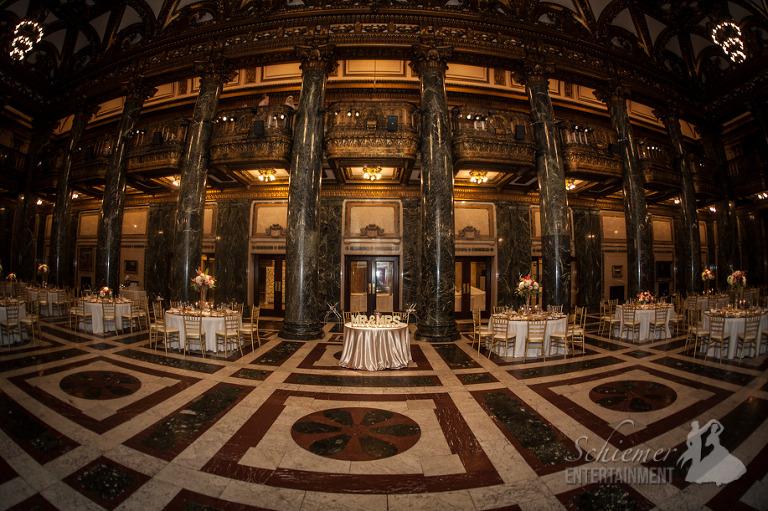 Carnegie Museume Wedding (1 of 25)