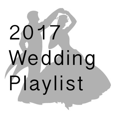Wedding Playlist 2017.Dj Playlist Danielle And Brian S Wedding Pittsburgh