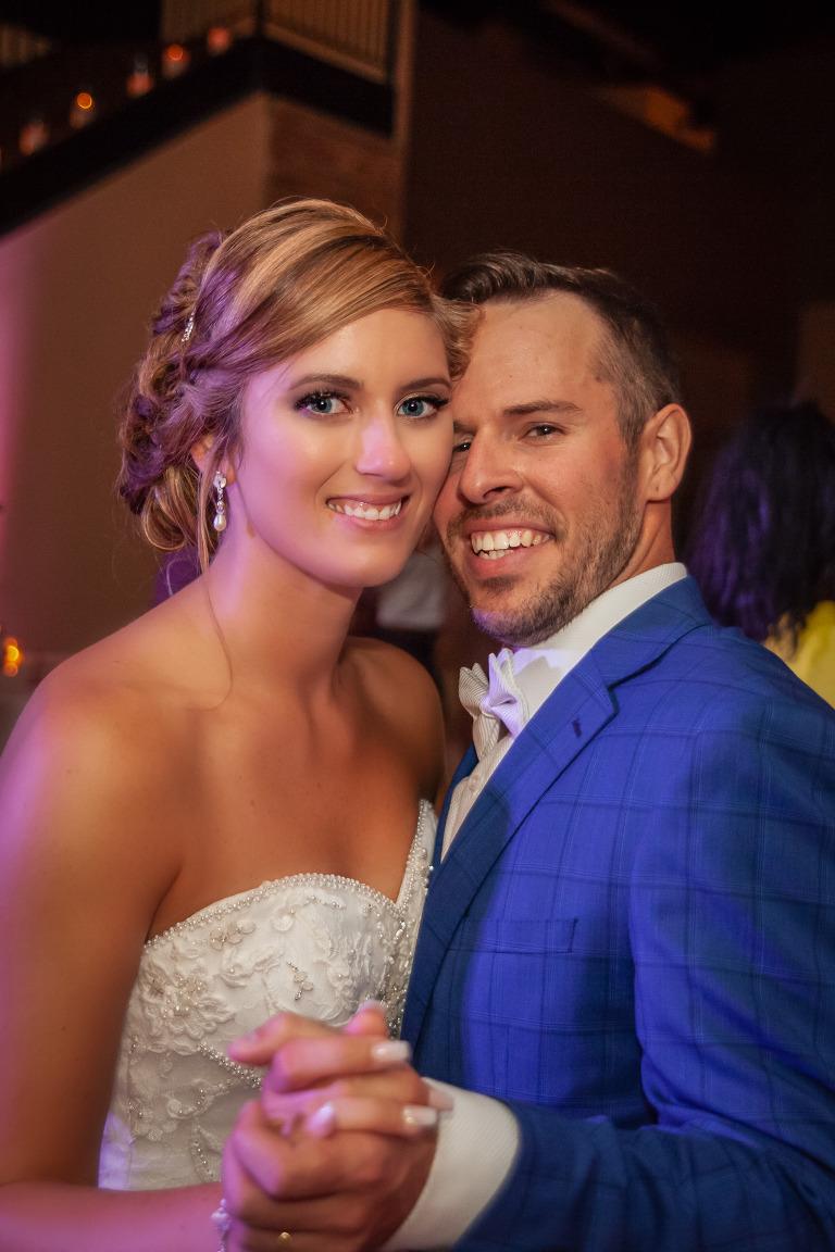 Carmen Casey Antonellis Event Center Wedding Reception