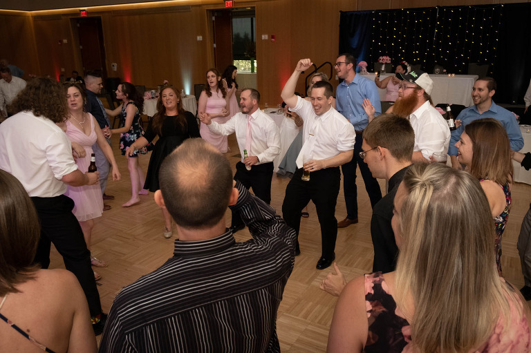 Slippery Rock University Wedding Reception DJ