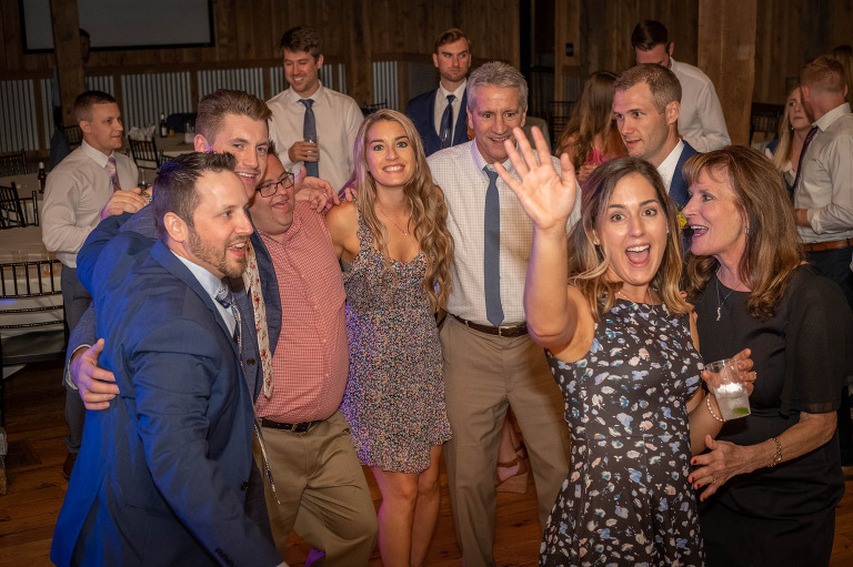 White Barn Prospect PA Wedding DJ