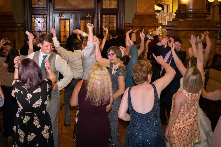 Grand Concourse Pittsburgh Wedding DJ