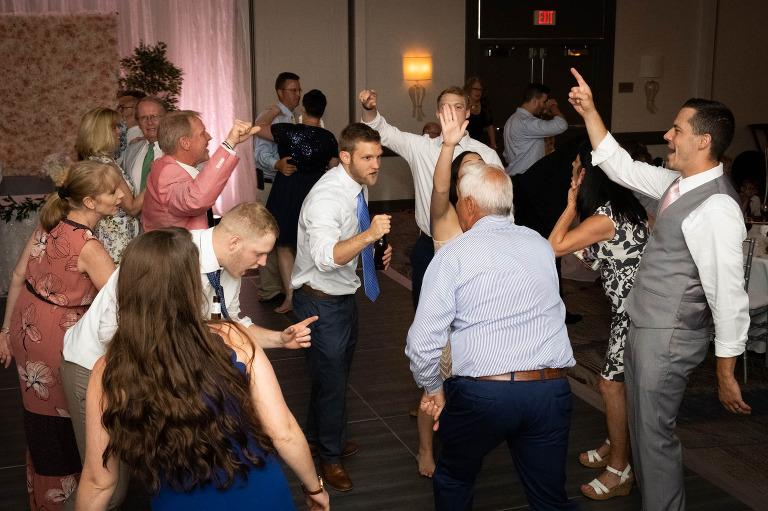 Pittsburgh Airport Marriott Wedding DJ