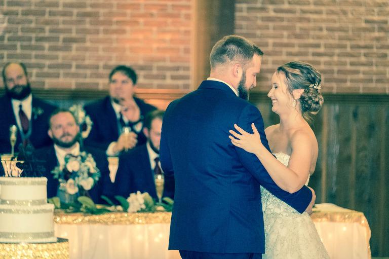 Laube Hall Freeport PA Wedding DJ