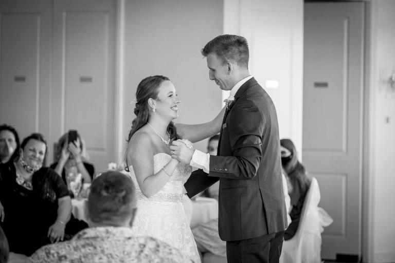 Twelve Oaks Mansino Wedding Reception 2020